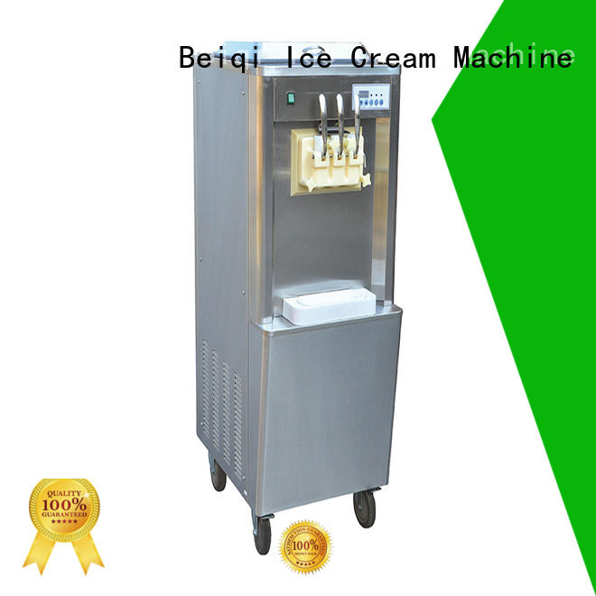 at discount Soft Ice Cream Machine commercial use supplier For Restaurant