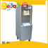 Breathable sard Ice Cream Machine ODM Snack food factory