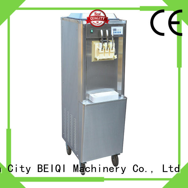 Soft Ice Cream Machine for sale get quote Frozen food Factory BEIQI