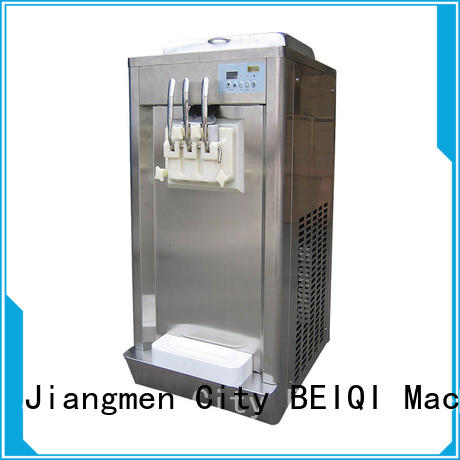 on-sale Manufacturer supply Commercial Soft Ice Cream Machine bulk production For dinning hall BEIQI