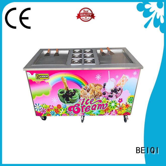 durable Soft Ice Cream Machine for sale free sample Frozen food Factory