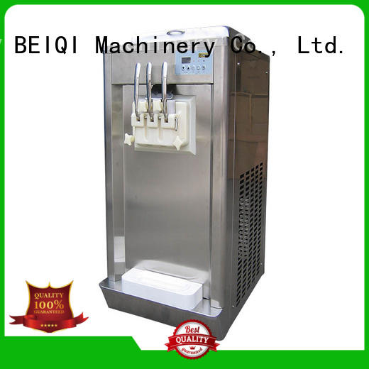 funky Soft Ice Cream Machine for sale for wholesale Frozen food Factory