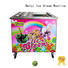 BEIQI different flavors Fried Ice Cream Machine for wholesale Snack food factory