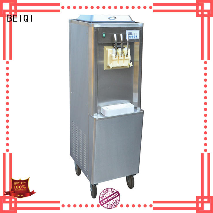 solid mesh commercial ice cream making machine commercial use OEM For commercial