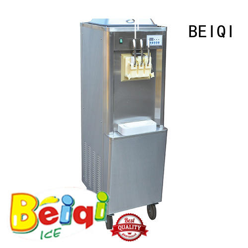 durable Fried Ice Cream Machine OEM Snack food factory BEIQI