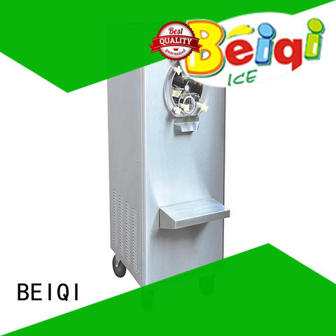 solid mesh hard ice cream freezer excellent technology OEM Snack food factory