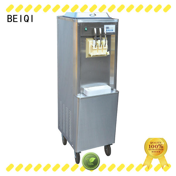 BEIQI portable Ice Cream Machine Manufacturers supplier Snack food factory