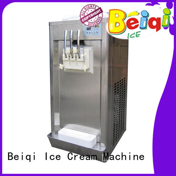 BEIQI commercial use Ice Cream Machine Manufacturers customization Frozen food factory
