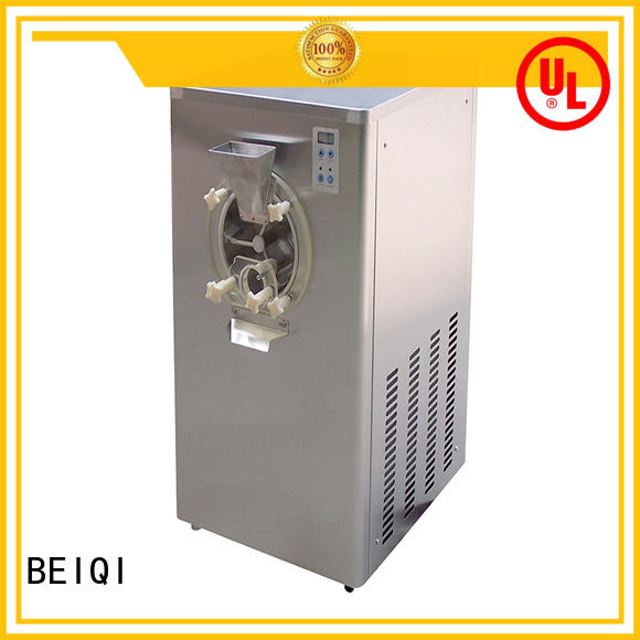 BEIQI AIR hard ice cream freezer bulk production For commercial
