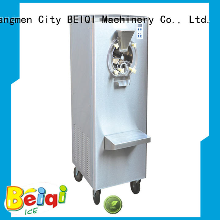 Soft Ice Cream Machine for sale Frozen food Factory