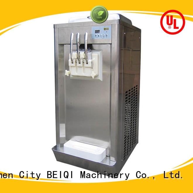 BEIQI funky commercial ice cream maker ODM For dinning hall