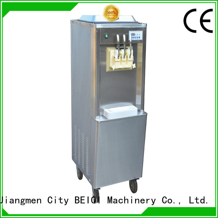 Breathable fried Ice Cream Machine for wholesale For Restaurant BEIQI