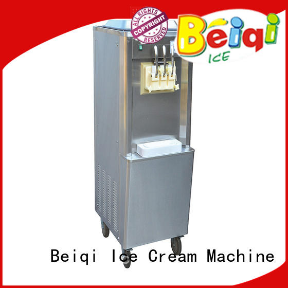 portable Soft Ice Cream Machine for sale customization For Restaurant