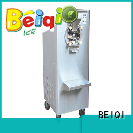 BEIQI different flavors Hard Ice Cream Machine free sample For dinning hall