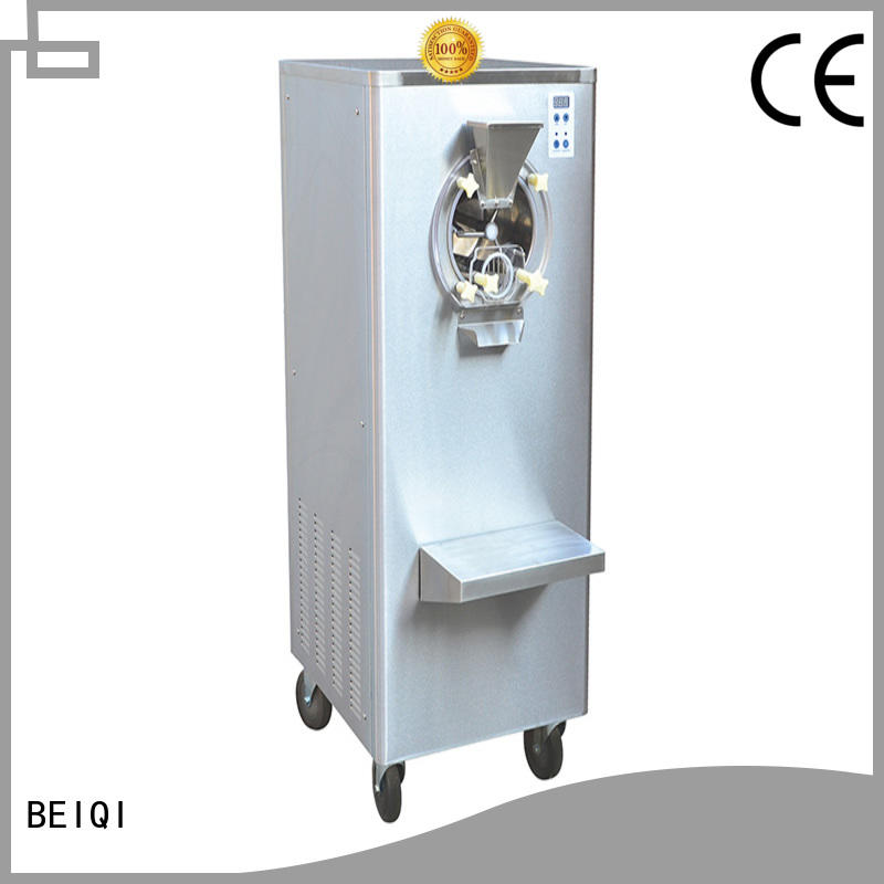 BEIQI excellent technology hard ice cream freezer supplier Snack food factory