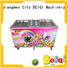 BEIQI funky Fried Ice Cream Machine free sample For dinning hall