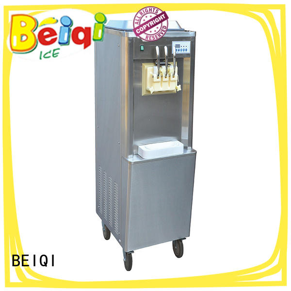 BEIQI portable Soft Ice Cream Machine for sale buy now Frozen food Factory