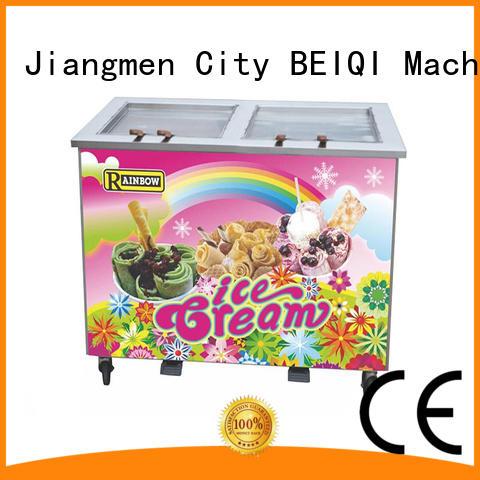 BEIQI high-quality Fried Ice Cream making Machine customization For dinning hall