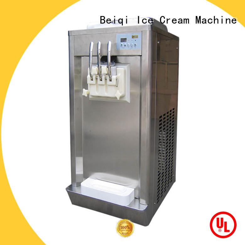 portable Soft Ice Cream Machine for sale ODM For Restaurant