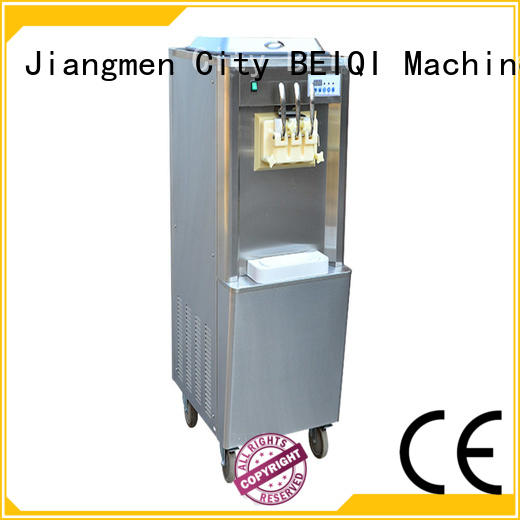 BEIQI Breathable Soft Ice Cream maker ODM For commercial