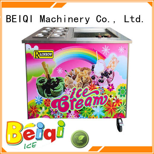 BEIQI Soft Ice Cream Machine for sale for wholesale For Restaurant