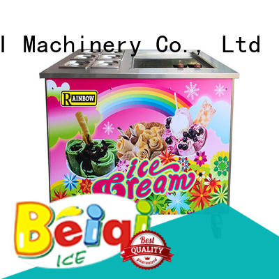 BEIQI high-quality Soft Ice Cream Machine for sale bulk production Frozen food Factory