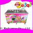 BEIQI Soft Ice Cream Machine customization Frozen food Factory