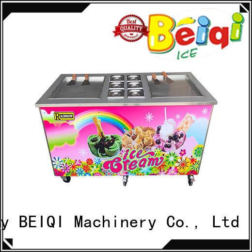 BEIQI Popsicle Machine customization For Restaurant