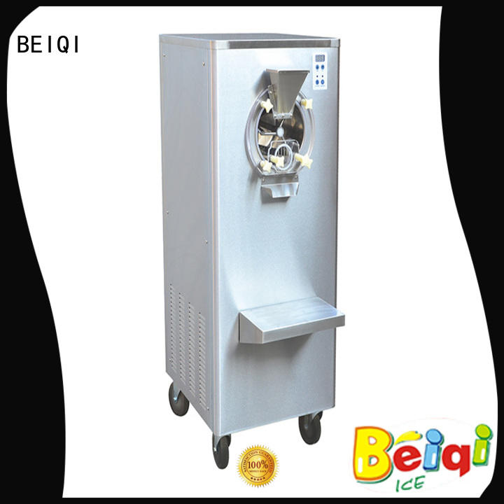BEIQI latest Soft Ice Cream Machine for sale bulk production Snack food factory