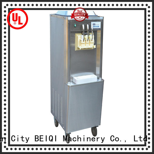 BEIQI Soft Ice Cream Machine for sale ODM For Restaurant