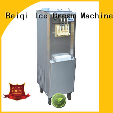 BEIQI silver Ice Cream Machine Factory buy now For Restaurant