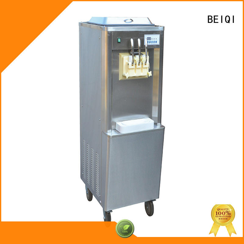 on-sale soft serve ice cream machine for sale silver for wholesale Frozen food factory