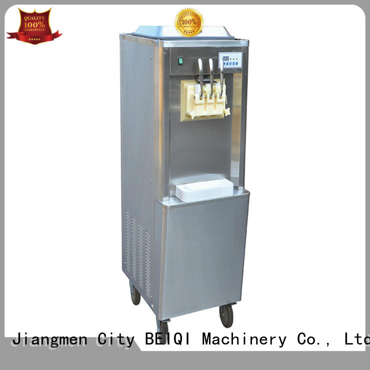 BEIQI solid mesh Soft Ice Cream Machine for sale get quote For Restaurant