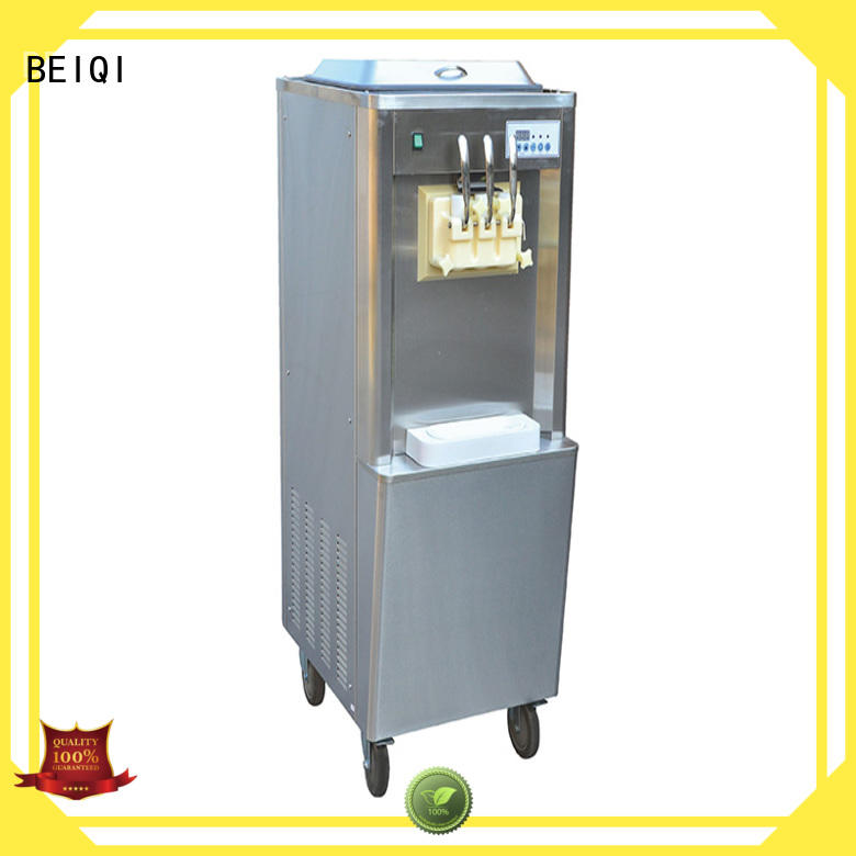 Breathable Ice Cream Machine Factory different flavors ODM Snack food factory