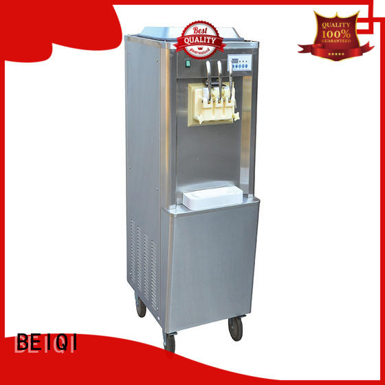 on-sale commercial soft ice cream maker different flavors free sample Frozen food factory