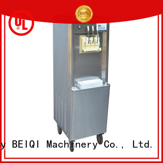 durable Ice Cream Machine Supplier silver OEM For commercial