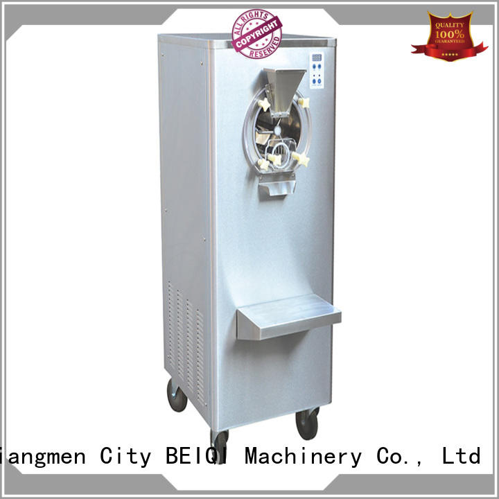 BEIQI excellent technology Hard Ice Cream Machine for wholesale Frozen food factory