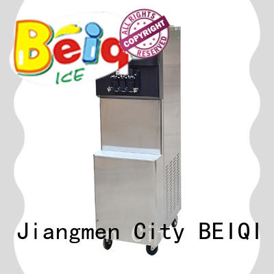 BEIQI durable Soft Ice Cream maker buy now For commercial