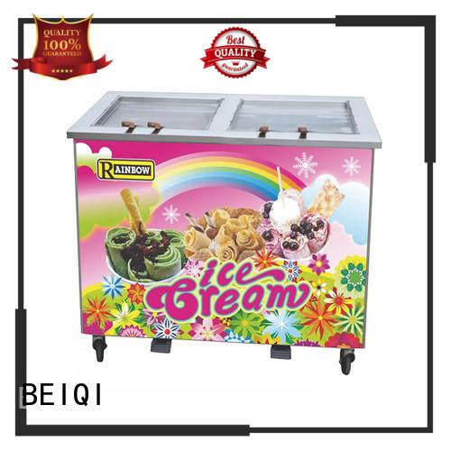 BEIQI Popsicle Machine supplier Frozen food Factory