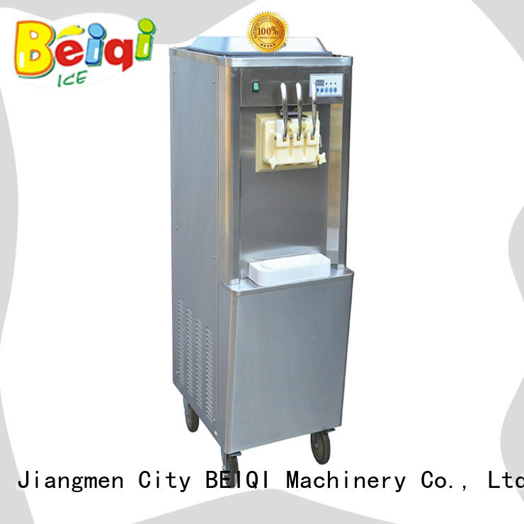Soft Ice Cream Machine for sale buy now Snack food factory BEIQI