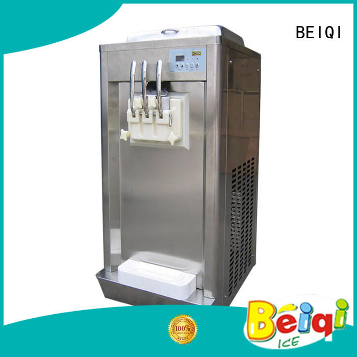Soft Ice Cream maker commercial use Frozen food factory BEIQI