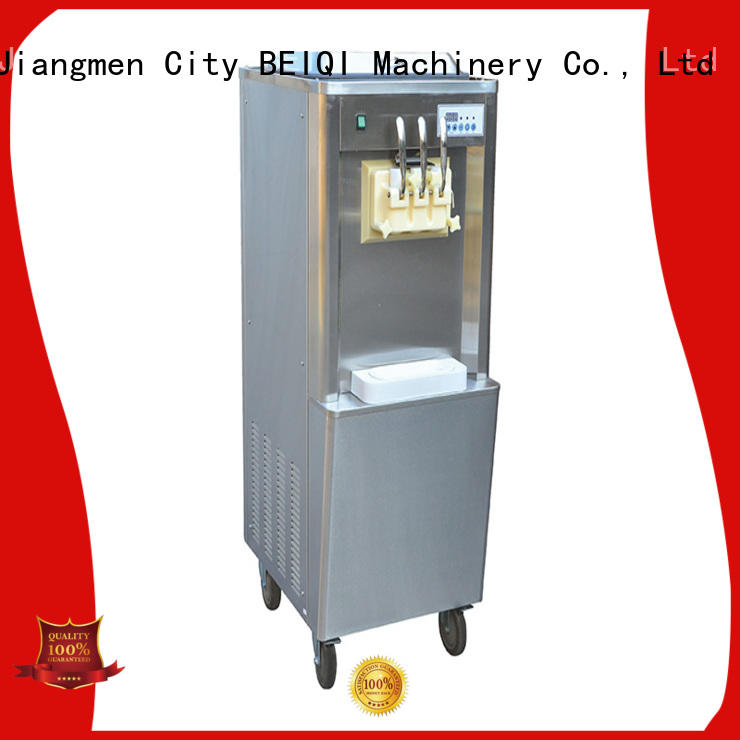 BEIQI solid mesh Ice Cream Machine Factory ODM Snack food factory