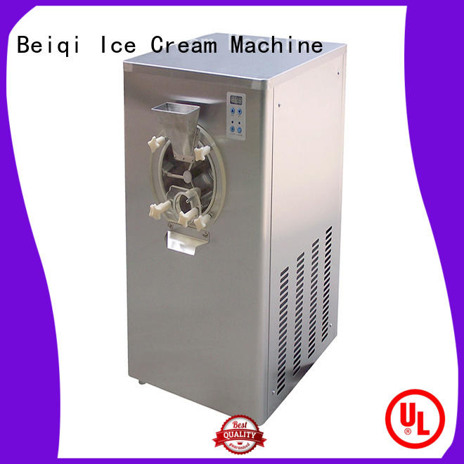 BEIQI AIR hard ice cream freezer supplier For dinning hall
