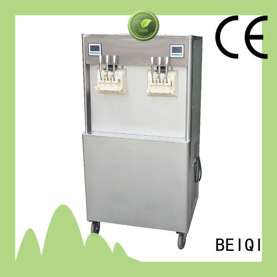 Breathable Soft Ice Cream Machine for sale customization For Restaurant
