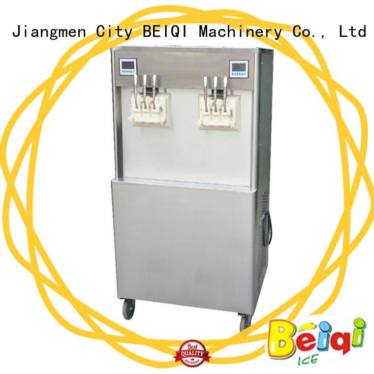 BEIQI Breathable soft serve ice cream machine buy now For commercial