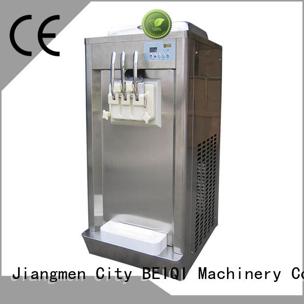 BEIQI Breathable Soft Ice Cream Machine for sale for wholesale For Restaurant