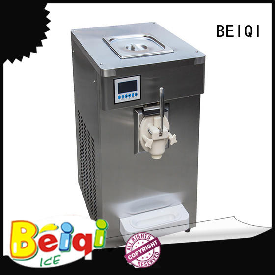 BEIQI high-quality ice cream machine price bulk production For dinning hall