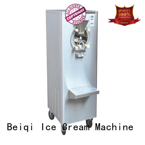 BEIQI at discount Soft Ice Cream Machine for sale bulk production Snack food factory