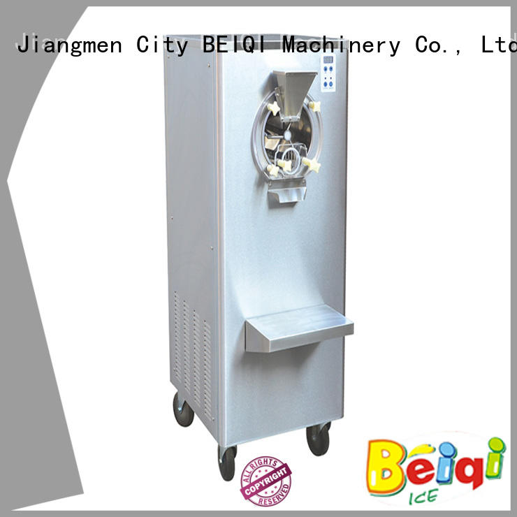 BEIQI durable Soft Ice Cream Machine for sale free sample For Restaurant