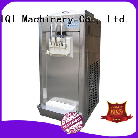 Breathable Soft Ice Cream Machine for sale ODM Frozen food Factory